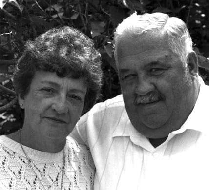 Once upon a time in history: One of the original Killington couples, Royal and Norma Biathrow