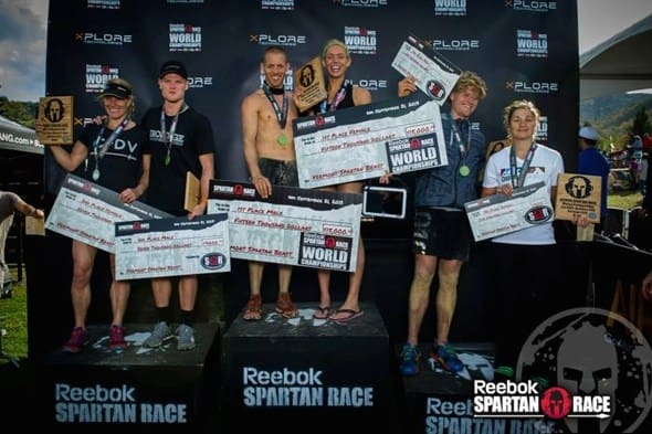 Spartan Champions crowned