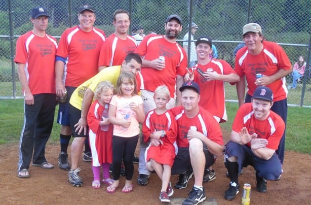 Killington Softball League: Clearly Moguls crowned champions!
