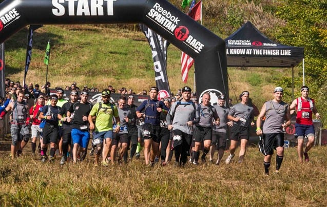 Spartans battled it out up and down Killington mountain