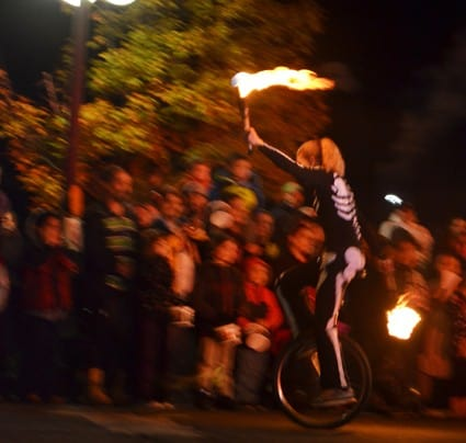 Rutland's 55th annual Halloween Parade, a true spectacle