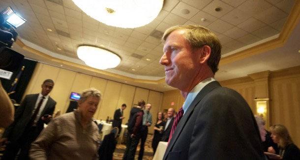 Republican Scott Milne still alive in governor's race