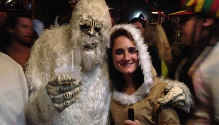 Creative Halloween costumes abound in Killington