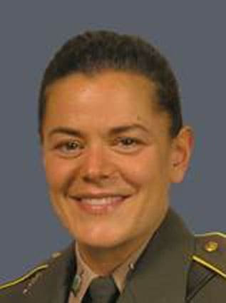 VSP announces promotion of Captain Ingrid R. Jonas