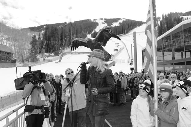 Killington native Terry Bianchi Armistead to sing National Anthem at The World Championships in Beaver Creek