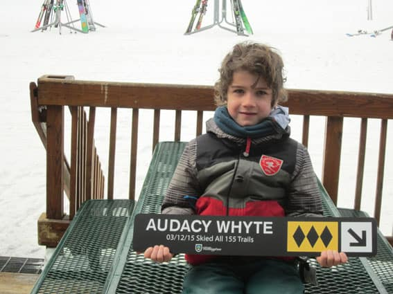 Skiing prodigy nails every trail - The Mountain Times