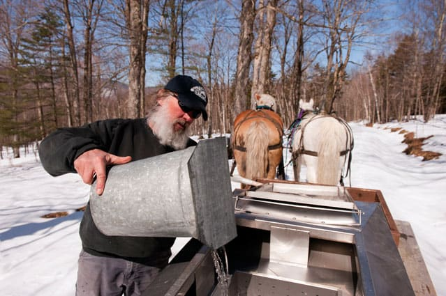 Vermont sugar makers celebrate spring