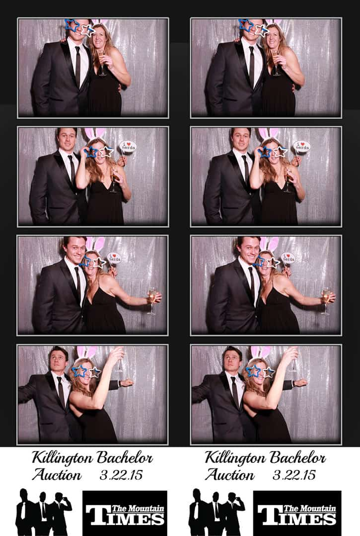 The Foundry Bachelor Auction Photo Booth Photo