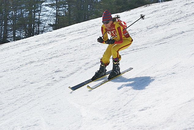Retro racing: Pico hosts Vermont Antique Ski Race