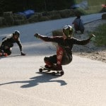 Downhill Throwdown Corner