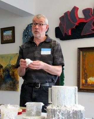 Pen women hold April meeting at Killington Arts Guild gallery