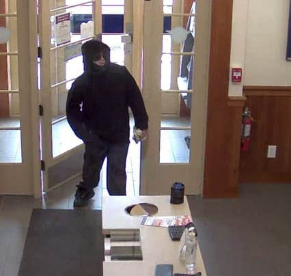 Waitsfield bank robberies investigated