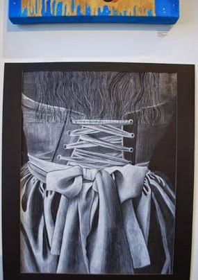 Welch recognizes local students at Congressional Art Competition