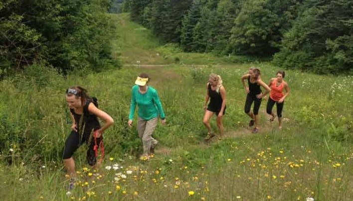 Killington Boot Camp Race to The Peak