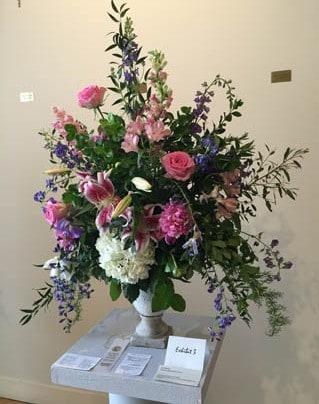 """Song of the Seasons"" Rutland Garden Club Winning Arraignments"