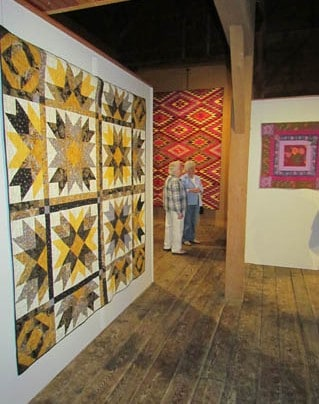 Billings Farm Antique Tractor Day coincides with annual quilt exhibition