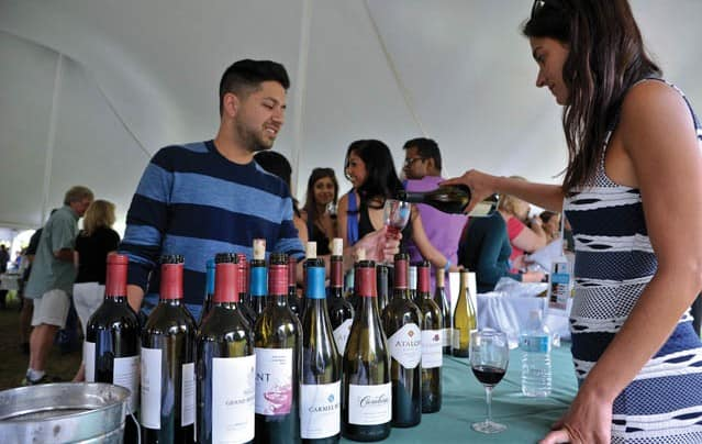 Killington Wine Festival uncorks, July 17-19