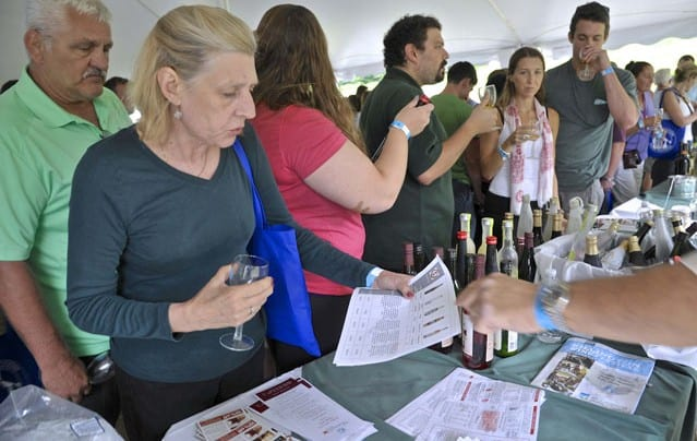 Killington Wine Festival