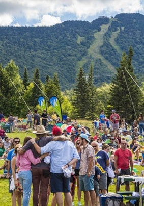 Cooler in the Mountains Concert Series