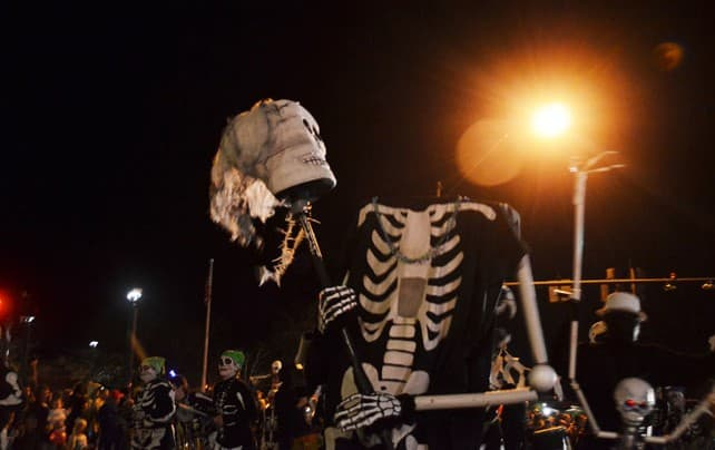 Over 100 floats to march in 56th annual Halloween Parade