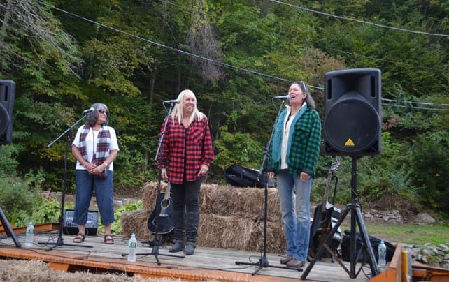 Water wheel park dedicated