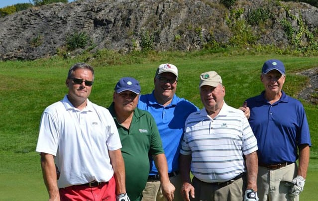 The 22nd Rutland Health Foundation Golf Tournament was a success