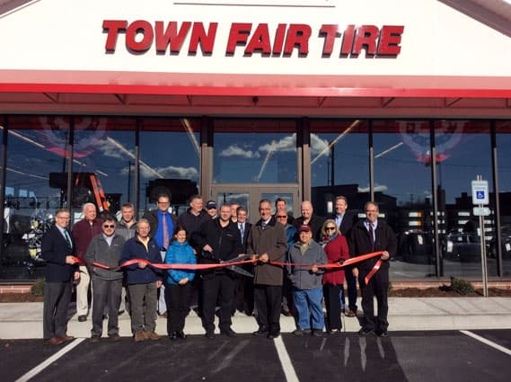 Town Fair Tire Opens First Vermont Location In Rutland The