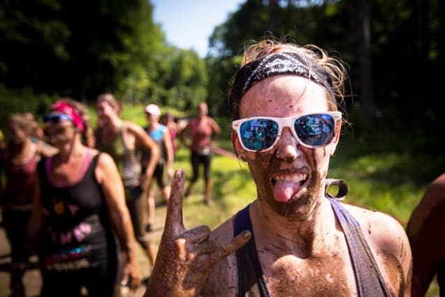 Dirty Girl Mud Run Killington