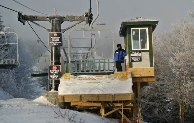 Snowdon Triple mid-station back in action
