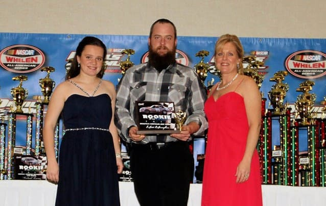 Sold-out crowd celebrates at Devil's Bowl Speedway Banquet of Champions