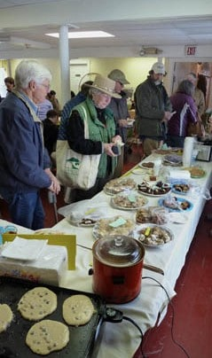 Historical Society Maple Festival blends old and new
