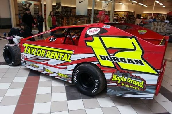 Devil's Bowl Speedway heading to Diamond Run Mall racing show