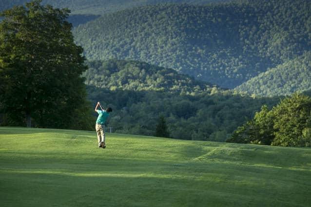 Golf at Killington this Memorial Day