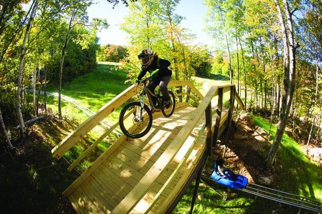 Mountain Bike at Killington this Memorial Day