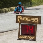 "Downhill Throwdown 2016 by Paul Holmes Luge ""Bear"" Speed Trap"
