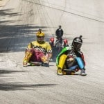 Downhill Throwdown 2016 by Paul Holmes Luging