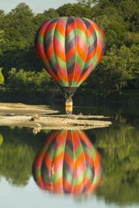 Quechee Balloon Fest by Paul Holmes