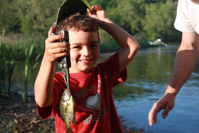 Reel fun vermont fishing program expanded to more state for Vermont state fish