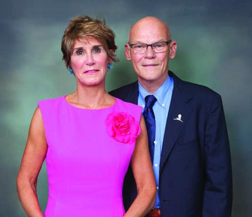 James Carville, Mary Matalin to take the Paramount stage