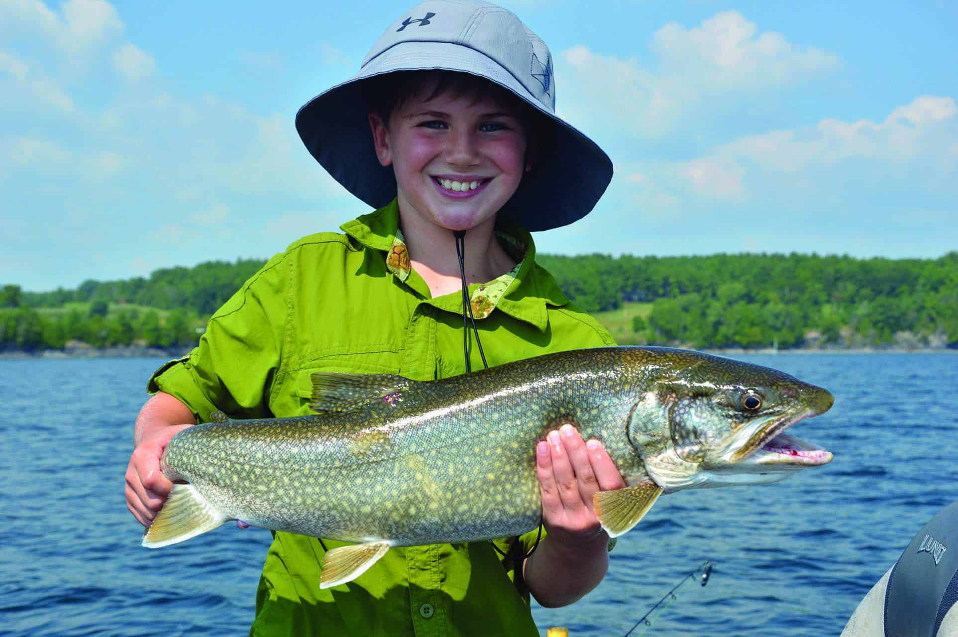 Fish and Wildlife announces 2016 Master Angler winners
