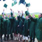 Killington Mountain School graduated 13 student-athletes on Friday, June 2, the largest class to date.