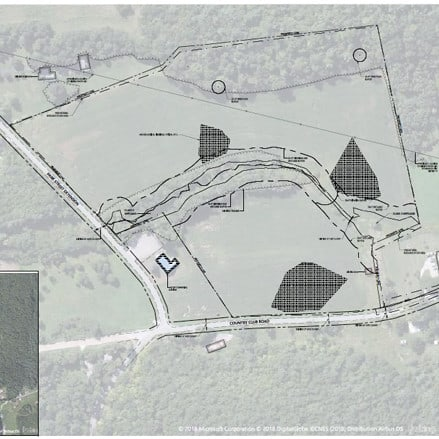 Submitted Conti Solar of Edison, New Jersey plans to construct what it calls the Babcock Solar Farm, a 2.2-megawatt solar array at the intersection of Park Street Extension and Country Club Road.