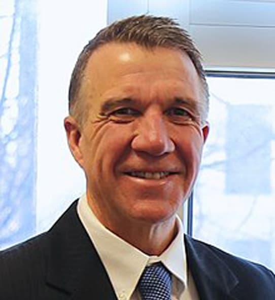 Incumbent governor Phil Scott