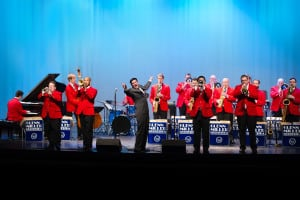 Courtesy Town Hall Theater Glenn Miller Orchestra continues the legacy of the big band over 80 years since its inception