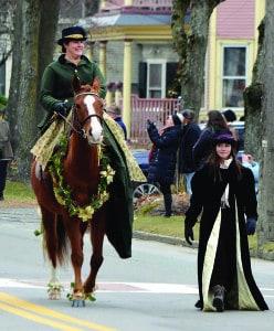 Lynn Spooner Wassail Parade 2017