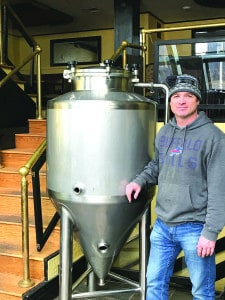 By Katy Savage Dale Patterson, the owner of Hop'n Moose in Rutland, is getting ready to open a new location in Killington Thursday, Dec. 13.
