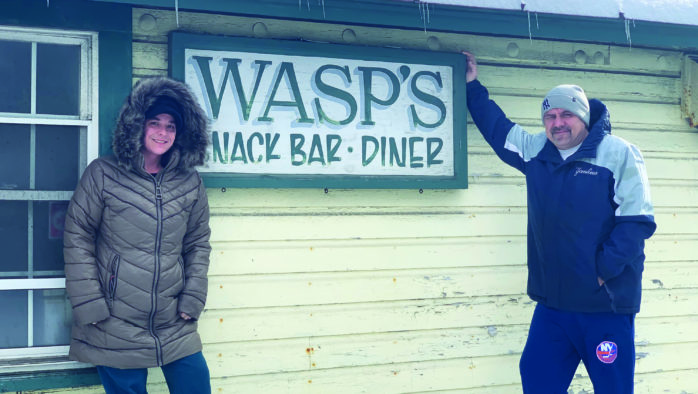 Wasp Diner to reopen