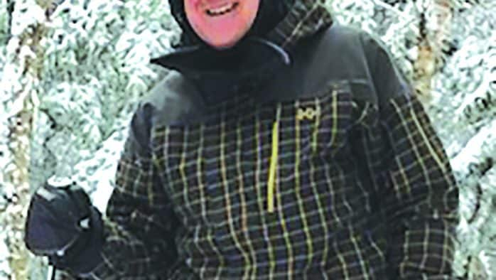 Scott Howard avid skier, remembered as the world's vertical champion