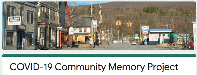 Black River Academy Museum launches Covid-19 community memory project