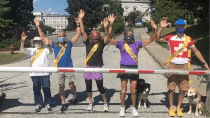 Virtual Suffrage Scramble 5K participants raise $6,850 for NAACP Rutland
